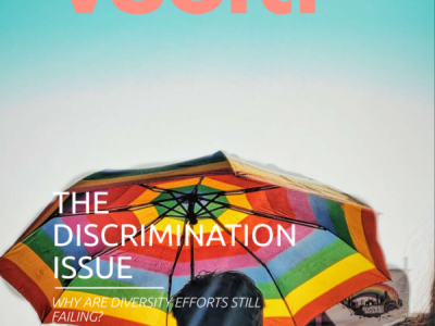 Vault Magazine: The Discrimination Issue