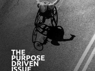 Vault Magazine: The Purpose Driven issue